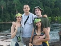 Monika, Sean, Adriana and Will