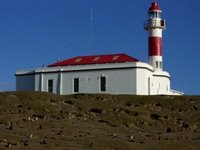 Light House on Magdalena Island