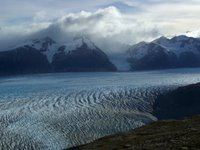 Grey Glacier :: Middle