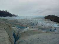 Grey Glacier Up Close