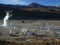 The El Tatio Geyser Field