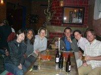 Kumi, Ana, Isabelle, Sean, Monika & Steve