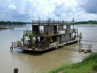 A Floating Bar