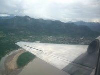 Leaving Rurrenabaque