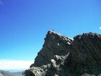 Steve Peers Over the Precipice