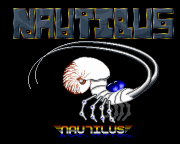 'A screenshot of the 'Nautilus' game