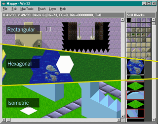 Mappy Screenshot